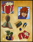 DD: Secret Santa - J'rel by bunny-hun