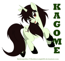kagome Pony by Catgirl08