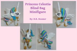 Princess Celestia Blind Bag by Gryphyn-Bloodheart