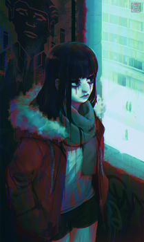 It's cold by DeadSlug