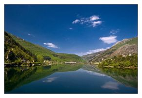 Trebinje- lake by Grofica