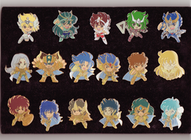pins saint seiya by Naruttebayo67