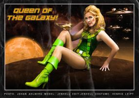 A tribute to Barbarella 3 by JenHell66