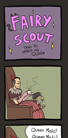 Fairy Scout Can't Impress by Drexa