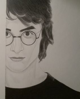 Harry Potter by HiImWR
