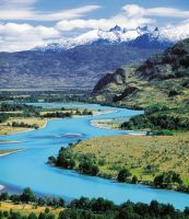 Rio Baker, Chile by Vk30