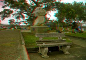 Stereo anaglyph photo Barva 02 by otas32