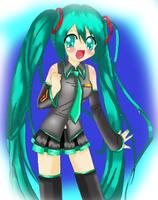 miku hatsune love by rasita19