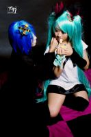 World is Mine - Miku x Kaito by Amano7