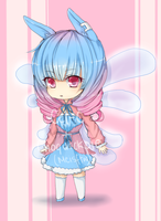 [Auction] Rabbit fairy CLOSED by Choquickpie