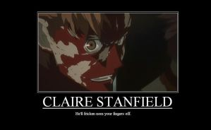 Claire Stanfield by aLicE-pwner
