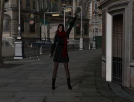 Ada Wong Coat Mod by ItalianUtent