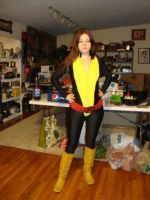 Kitty Pryde, Shadowcat by MortalKombatgirl