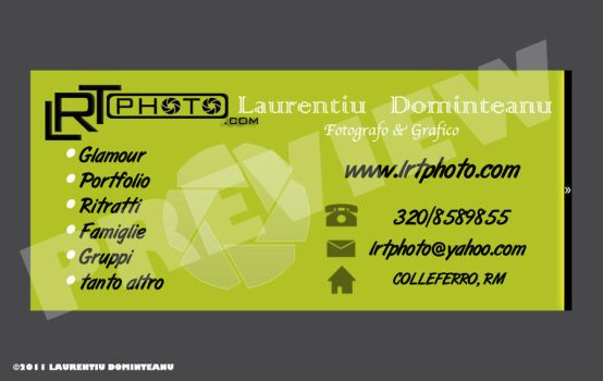 Preview back business cards by vortex46
