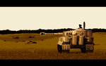 Tiger in the Mud Revisited by Rhopunzel