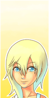 Namine Bookmark by silverava