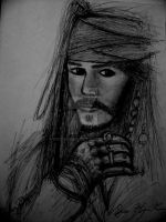 Johnny Depp by NoxPsycho