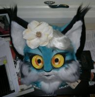 'novi' Wip fursuit head by OnJedone