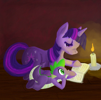 Story Time by Moriiko