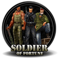 Soldier of Fortune - Icon by Blagoicons