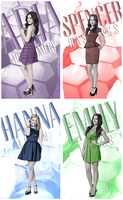 PLL set (colours) by rousvisuals