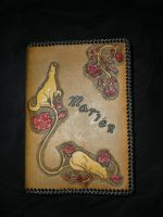 Leather Journal cover by Kodo23