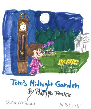 Tom's Midnight Garden by omcgeachie