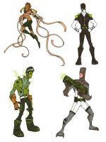 Ben 10 Super Soldiers 4 by kjmarch