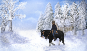 Winter Training by Katha88