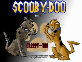 Scooby-Doo meets Creepy-Doo by deathdragon