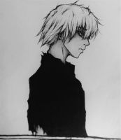 Just A Kaneki Ken by MrGuyiKnow