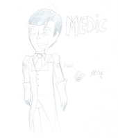 Medic !!! by ChicaSuperKiller