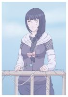 Hinata by thei11