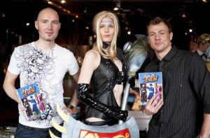 Cosplay Fever book launch by CosplayFever