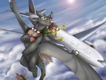 The Better Way To Fly by shazy