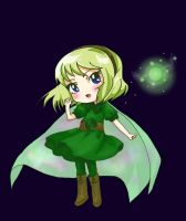 Saria of the Forest by IsidithRose