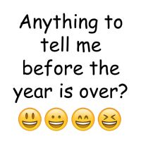 Anything to tell me before the year is over? nwn by Neofactory02
