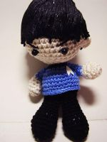 Star Trek - Spock Doll by Nissie