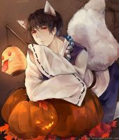 APH : Halloween! by Mano-chan