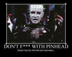 Don't F--- With Pinhead by Volts48