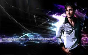 Enrique Iglesias Wallpaper 5 by MastersBluez