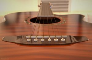 Ashton Guitar2 by Krzychuc4d