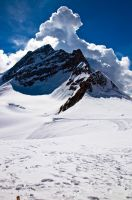 Ascending Alps by mikechro