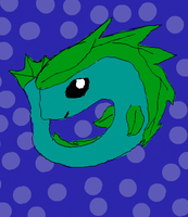 Seaweed Fish Fakemon by Kelly4321