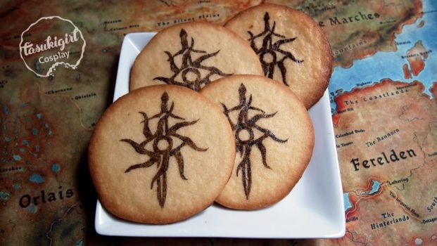 Inquisition Cookies by tasukigirl