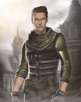 Piers-resident-evil by Jolyne9