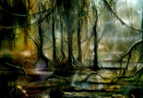 Swamp by TheOldGoat1955