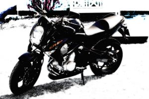 Motorcycle wallpaper by The-proffesional