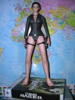 Lara Croft Underworld Wetsuit by TR-maniac