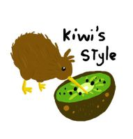 Kiwi by dragonne